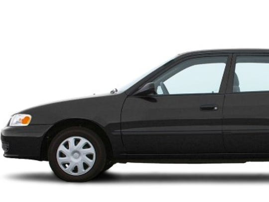 Stock photo of the suspected vehicle in a Scottsdale fatal hit-and-run.
