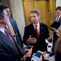 Sen. Rand Paul, R-Ky., on Sunday night.