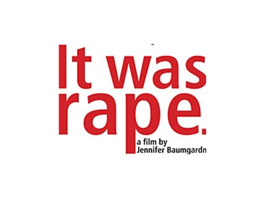 it was rape