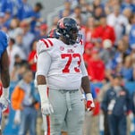 Bengals' seventh round (252): Rod Taylor, guard, Mississippi