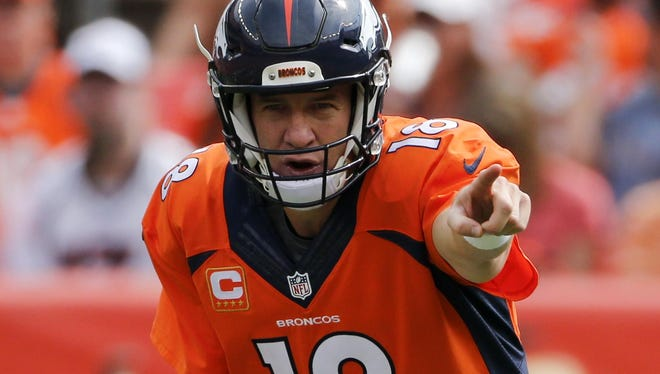 Denver Broncos quarterback Peyton Manning is already in the books as one of the NFL's all-time greats. And it's no accident, his former coaches will tell you.