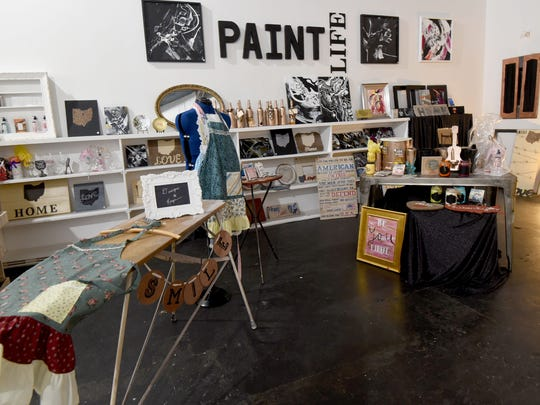 471d46db7095 Chicago artist returns home to create Galion artspace