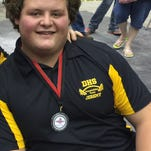 Jeremy Mount  D'Iberville | Senior  Helped Warriors win 6A as 308 champion with a total of 1,605 pounds.