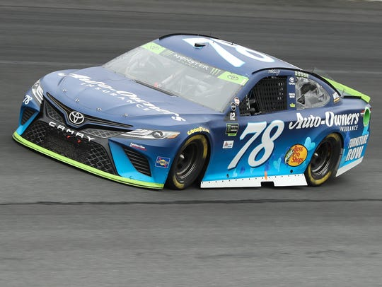 Martin Truex Jr. dominated the final 100 laps of the