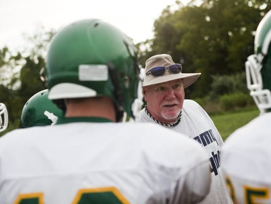 Fairfield coach Darwin Seiler has the Golden Knights off to a 2-0 start, including the program's first victory against Biglerville, which it earned last week. (GAMETIMEPA.COM -- FILE)