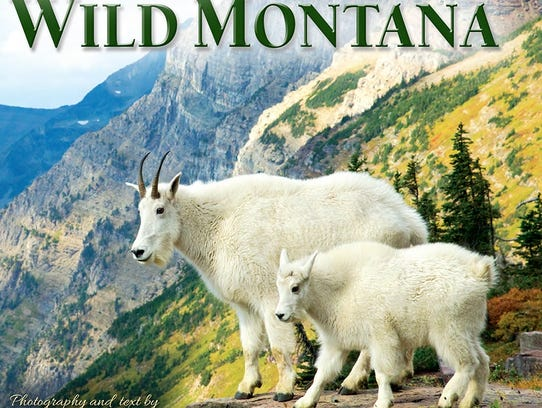 """Donald M. Jones' Wild Montana"" is a new photobook"