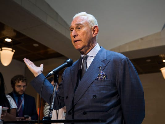 EPA USA ROGER STONE RUSSIA POL GOVERNMENT USA DC