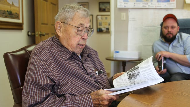 Tom Dugan, president of the Dugan Production Corp., is remembered by family members and friends as a self-made man and a pioneer in the San Juan Basin after dying Tuesday at his Farmington home.