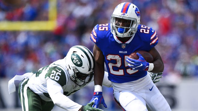 Bills running back LeSean McCoy rushed for 110 yards in Week 1, but just 30 in the two weeks since. Will he break out at Atlanta?