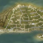 Escambia County will auction residential lots on Innerarity Point
