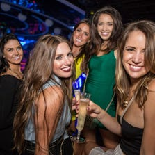 These ladies had a blast at Paul Van Dyk's appearance at Maya in Scottsdale on Friday, Sept. 12, 2014.