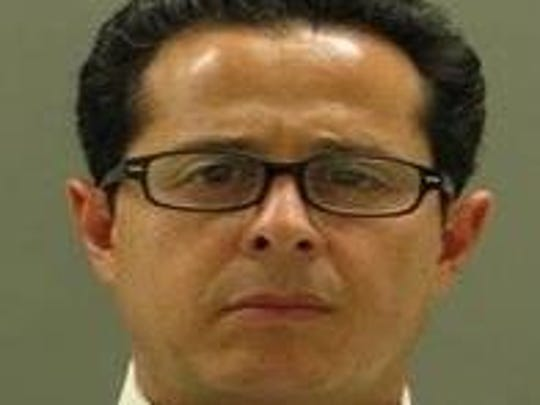 Gabriel Pardo, 45, a DuPont Co. manager, goes on trial for manslaughter Tuesday for killing bicyclist Phillip A. Bishop in September 2014.