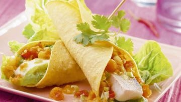 Try these Delicious Fish Tacos