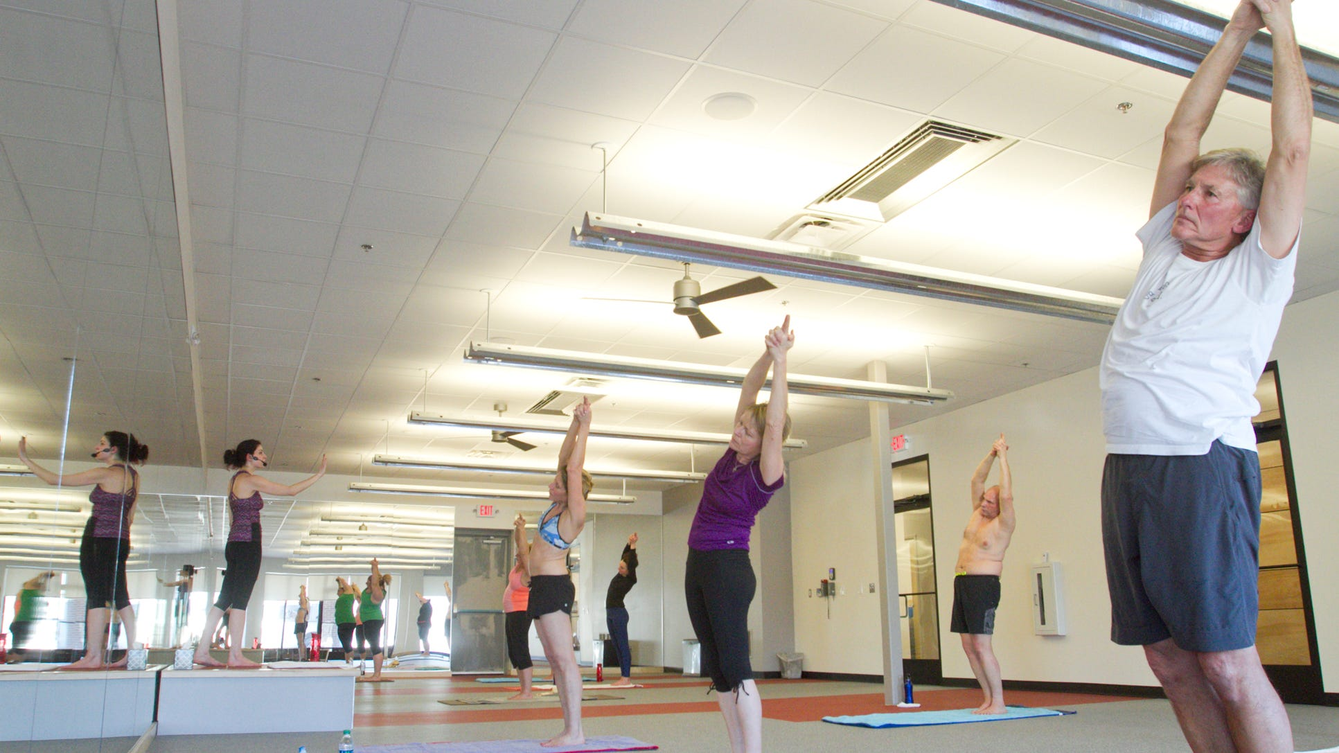 Bikram Yoga Of Brighton Opens Doors