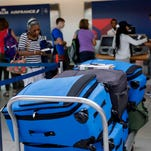 How late is late? DOT to set terms for airline checked bag fee refunds