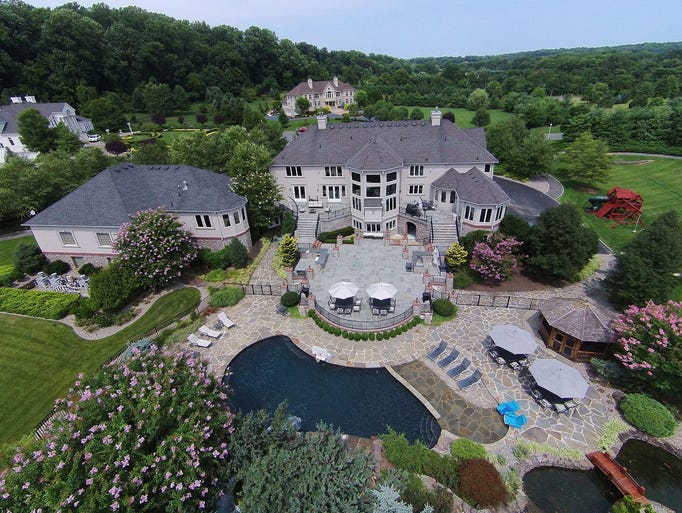 Mansion Sets Record For Selling Price