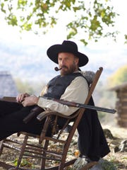 Kevin Costner won an Emmy for his portrayal of 'Devil' Anse Hatfield in the 2012 History miniseries 'Hatfields & McCoys'