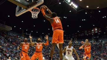 2018 NCAA tournament: Clemson blows out cold-shooting Auburn