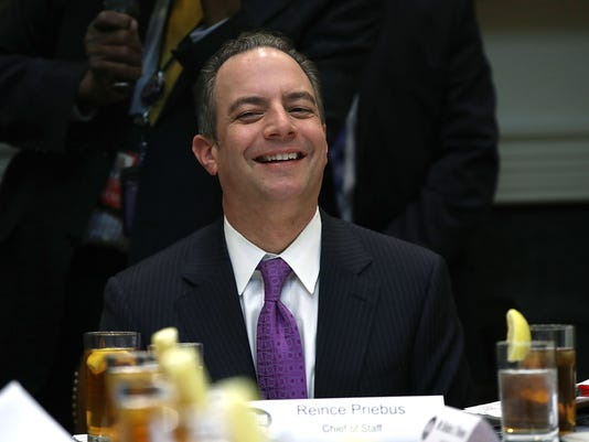 REINCE PRIEBUS - WALL STREET TAX DEDUCTION