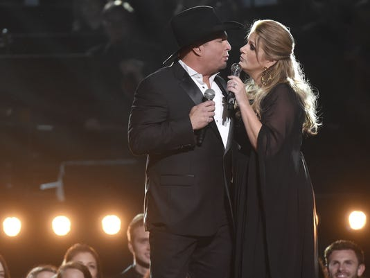Garth Brooks,Trisha Yearwood