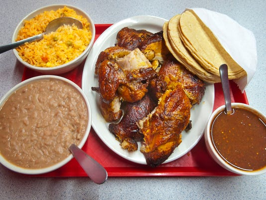 Find Louisvilles Best Rotisserie Chicken At This Mexican Restaurant