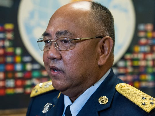 Air Chief Marshal Pongstorn Chaisen, Chairman of the