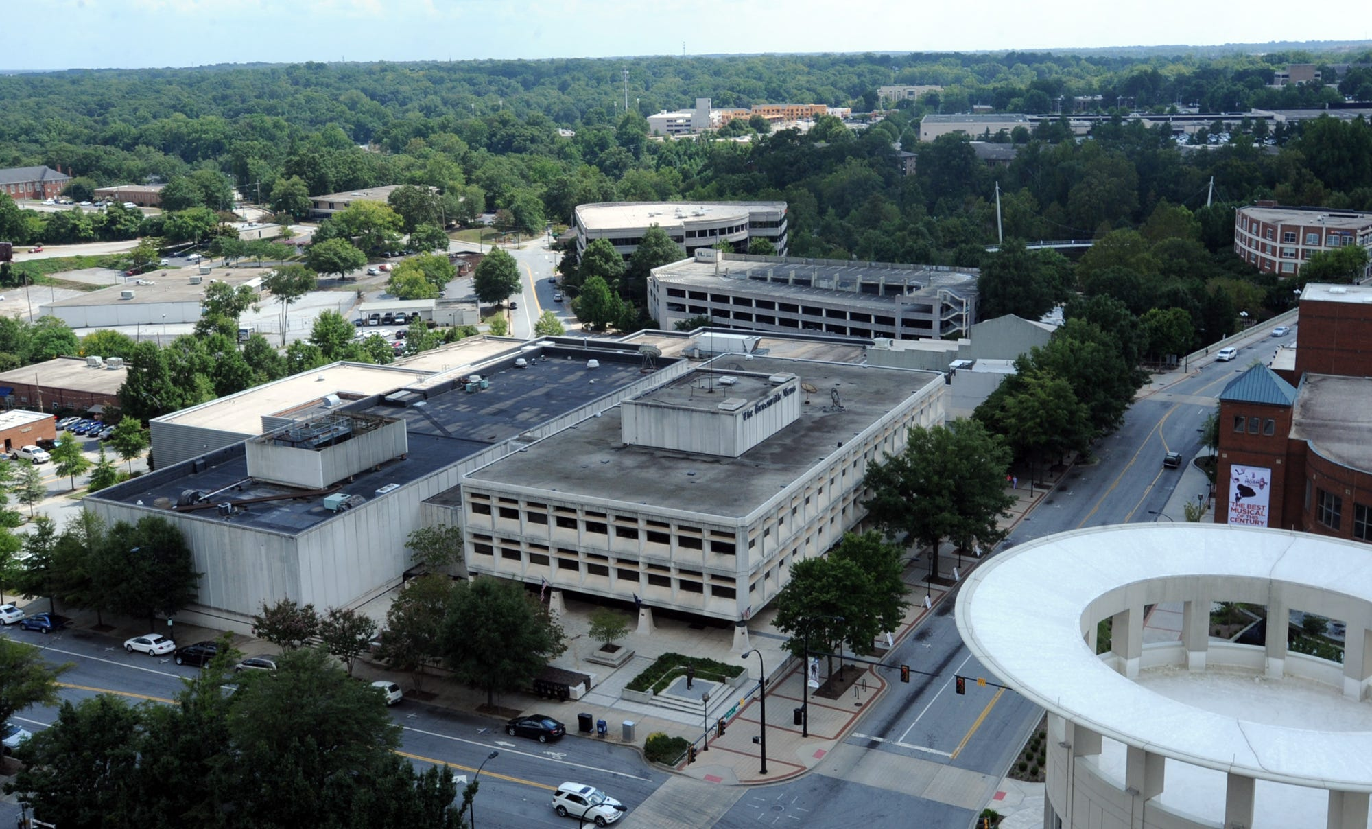 sales price of greenville news site could be record for downtown rh greenvilleonline com