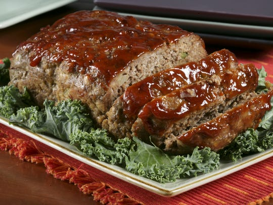 Kaelin's meatloaf