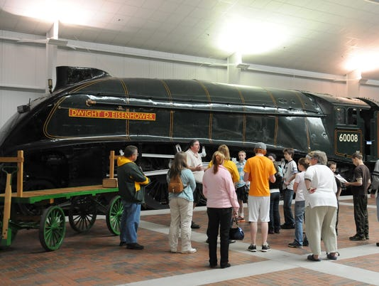 National Railroad Mueum