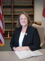 Crystal Kinzel is the interim clerk of the circuit