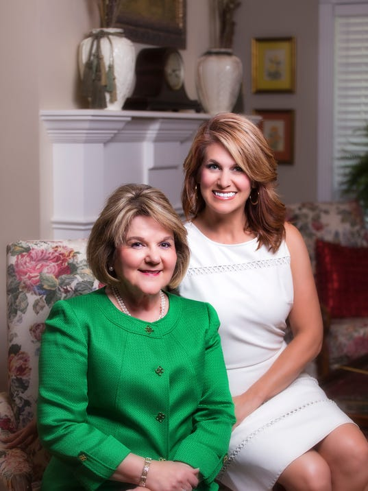 Charlotte Goodwin & daughter Jennifer Ables