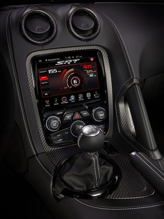 Chrysler's Uconnect system