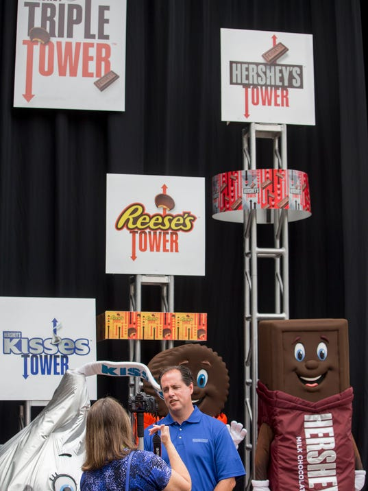 New 2017 ride plan unveiled at Hersheypark