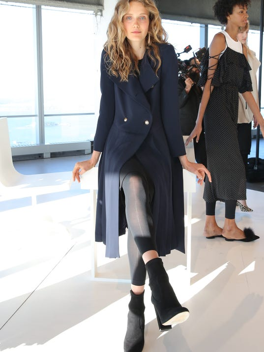 Club Monaco - Presentation - September 2017 - New York Fashion Week