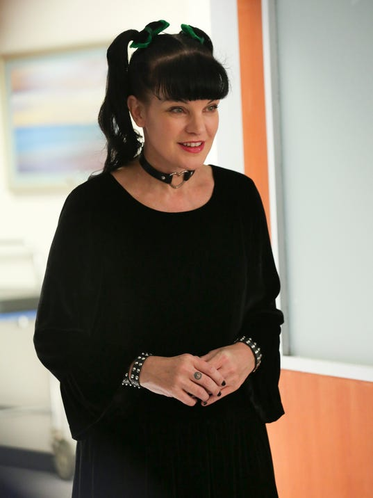Pauley Perrette has played forensic specialist Abby Sciuto for 15 seasons on 'NCIS.