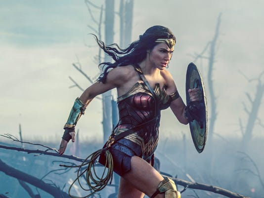 AP FILM REVIEW WONDER WOMAN A ENT
