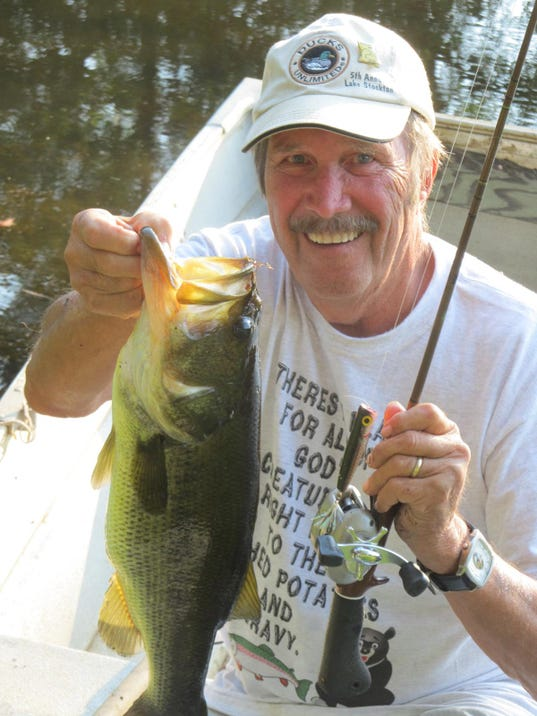 Topwater lures are the most thrilling way to fish for bass for Topwater bass fishing