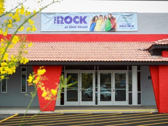Alice Cooper's Solid Rock Teen Center.