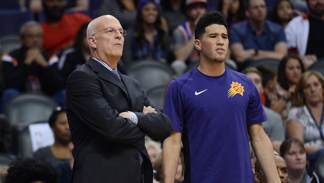 Should Jay Triano be the Suns' permanent head coach? You've got opinions.