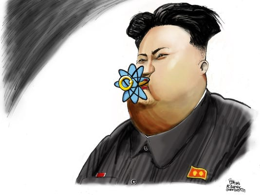 Only 1 thing pacifies Kim Jong-un