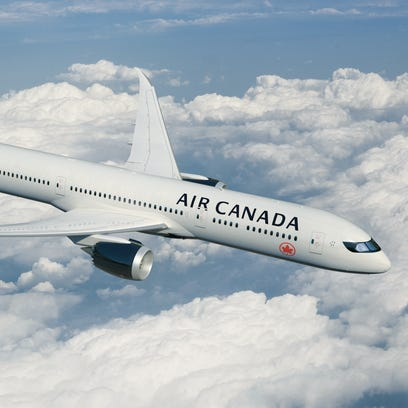 New-look Air Canada woos Americans