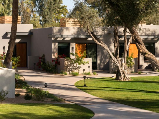 While Andaz Scottsdale is a short drive from the many