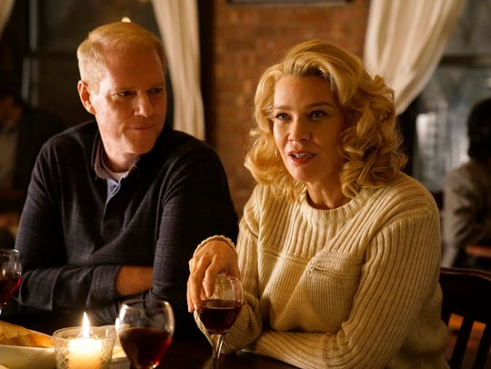 "As FX's ""The Americans"" closes, FBI agent Stan Beeman (Noah Emmerich), left, is left to wonder whether his wife Renee (Laurie Holden) is a Soviet agent."