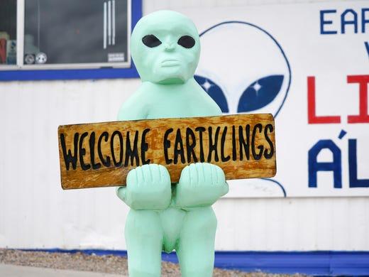 Area 51 raid? Facebook event has 379K people set to 'see them aliens'