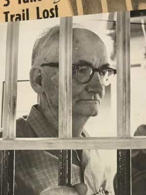 Tom Green County Jailer Gene Hill was at the center of a prisoner abused controversy stemming from the escape and recapture of six fugitives in February of 1969.