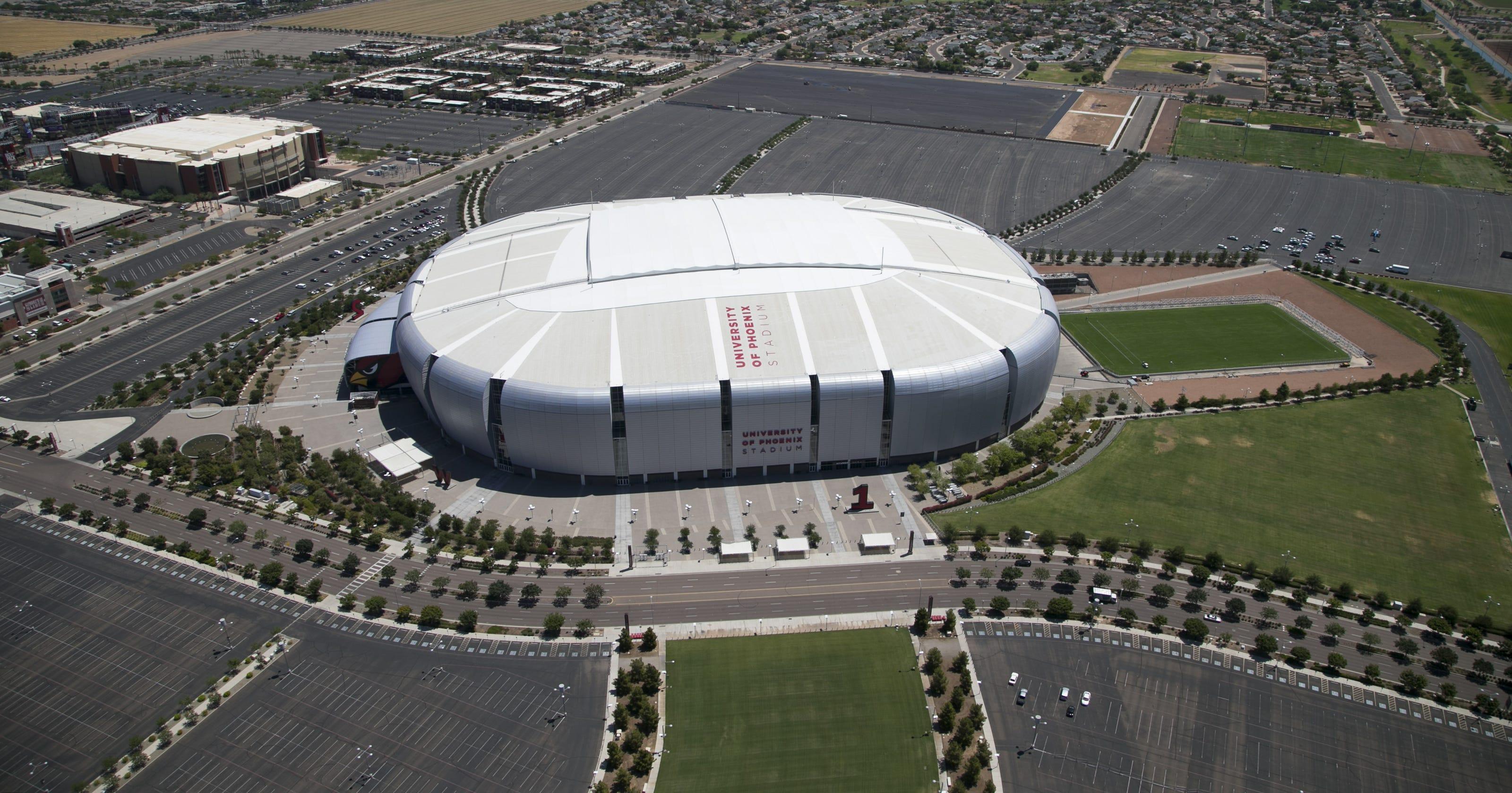 e3142676 Arizona Cardinals' Glendale stadium to get a new name; University of ...