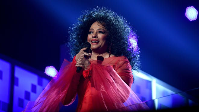 Diana Ross is returning to the Riverside Theater July 14. Tickets go on sale at noon April 5.