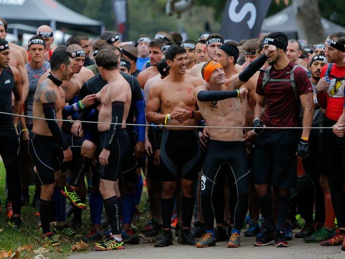Reebok Spartan Race Monterey Super, el 6 de junio de