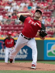 Lucas Giolito owns one of the best curveballs in the