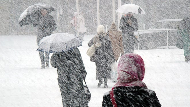 Snowstorms this winter? Pretty likely.